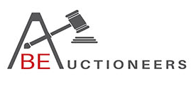 BE Auctioneers, Estate Agency Logo